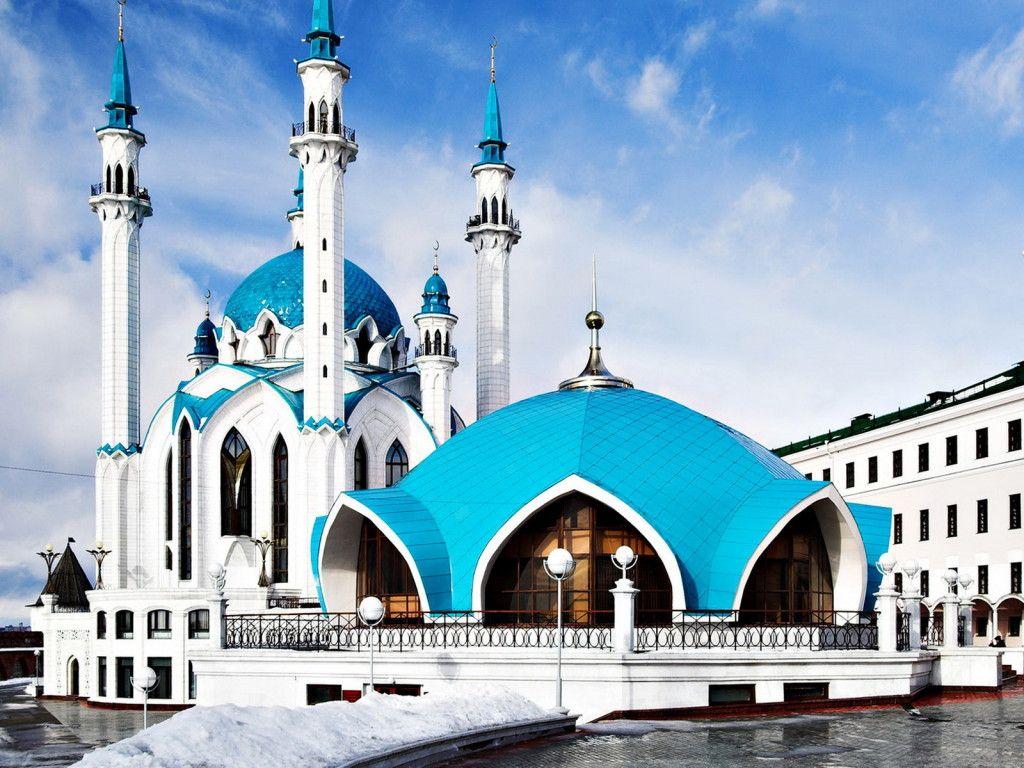 Обои Татарстан, кул шариф, мечеть, Казань. Города foto 12