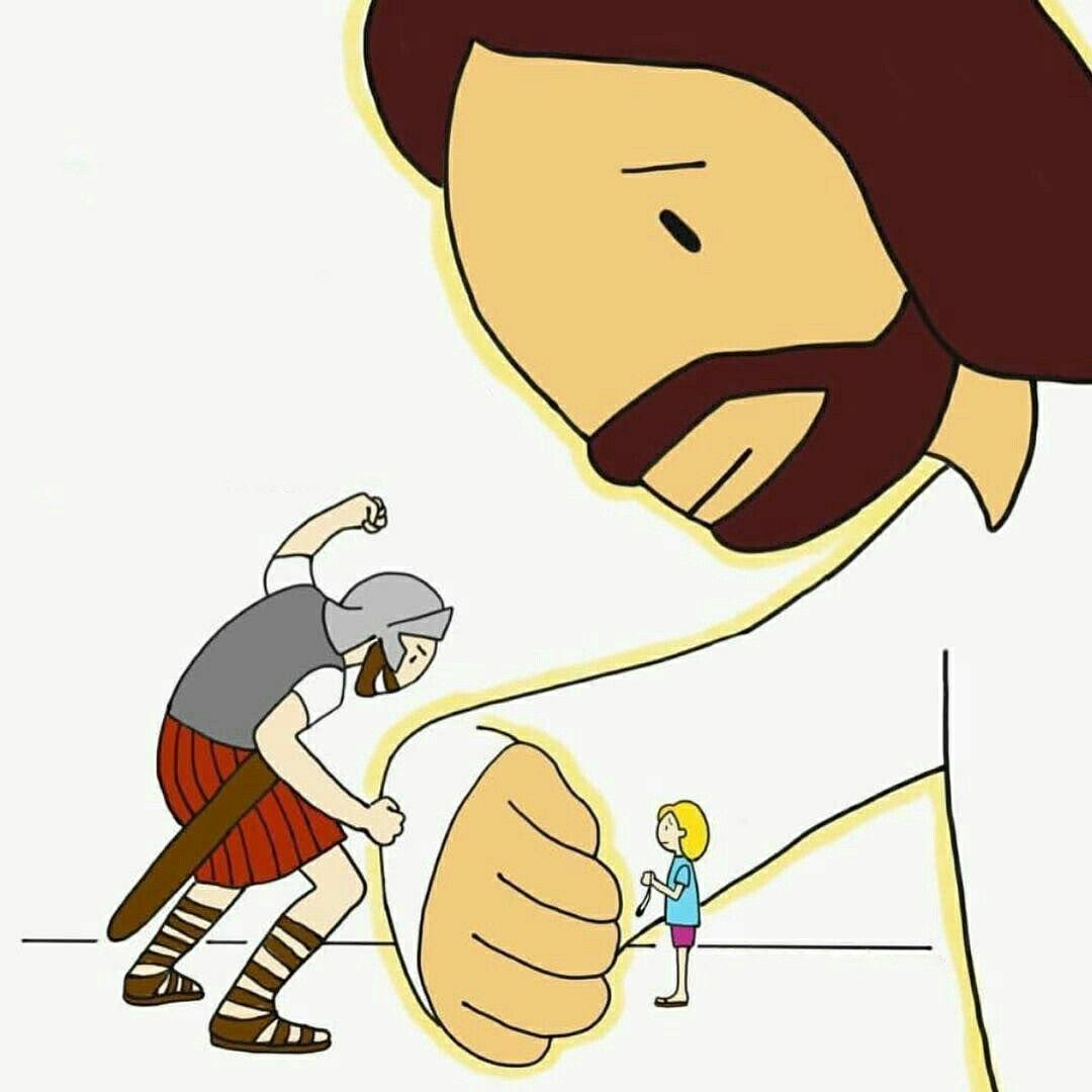 Jesusjesus Dios Animado Caricaturas Cristianas Imagenes Cristianas