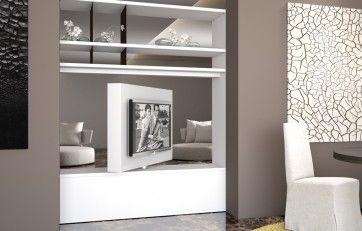 porta tv girevole orientabile Free view 360 mood | soggiorno ...