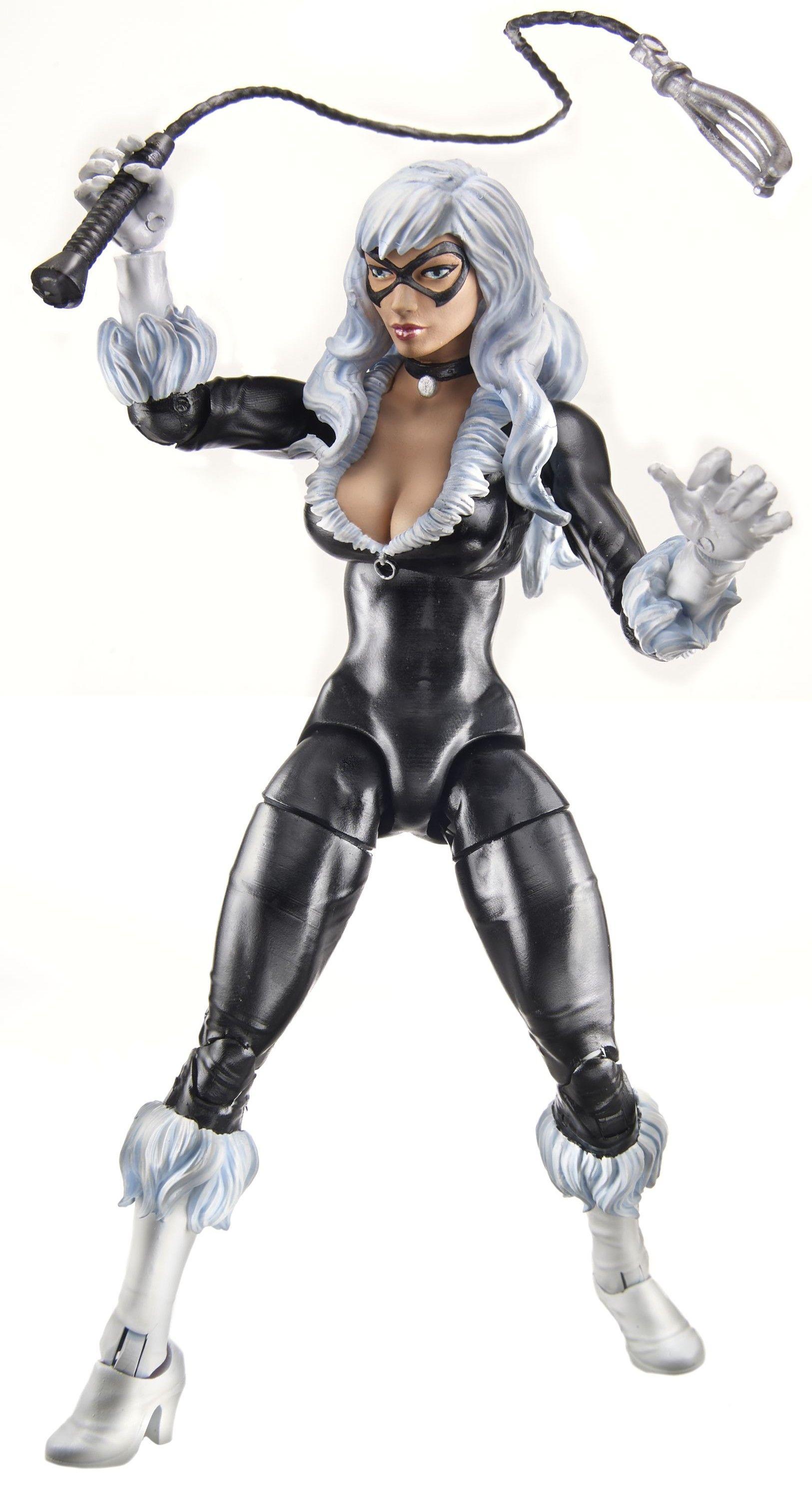 Black Cat :: Marvel Legends Ultimate Green Goblin Wave