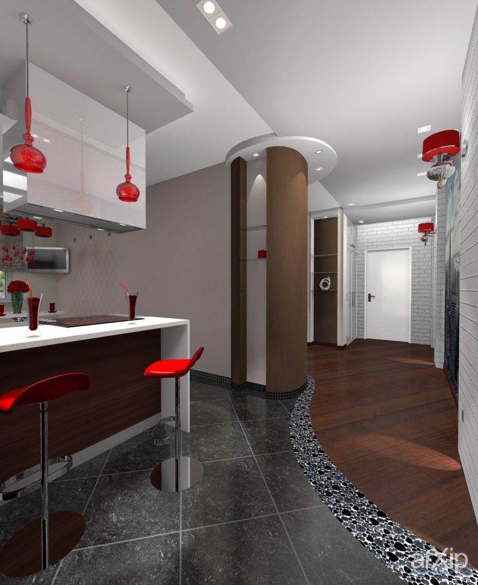 Коридор: интерьер, зd визуализация, квартира, дом, коридор, современный, модернизм, 10 - 20 м2, интерьер #interiordesign #3dvisualization #apartment #house #corridor #hallway #hall #passage #passageway #aisle #lobby #modern #10_20m2 #interior arXip.com