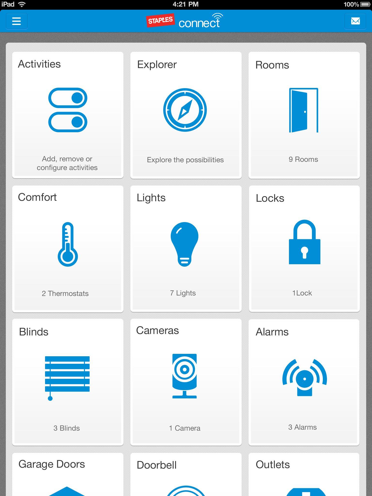 wink app event חיפוש בGoogle Smart home automation