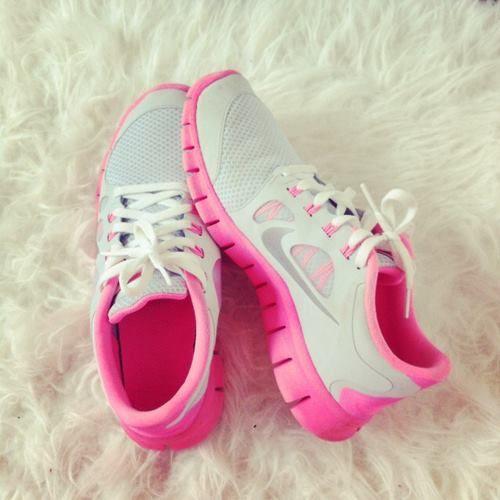 Zapatillas de mujer para hacer deporte Nike   Colección en