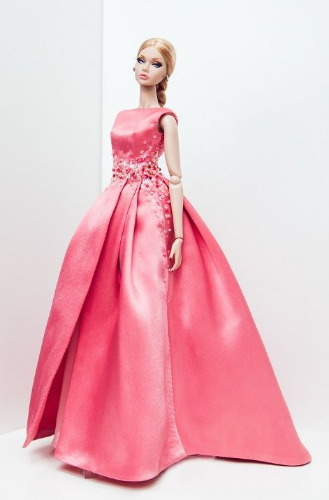 Commissioned Work | Barbies & Dolls! (36) | Pinterest | Gowns, Dolls ...