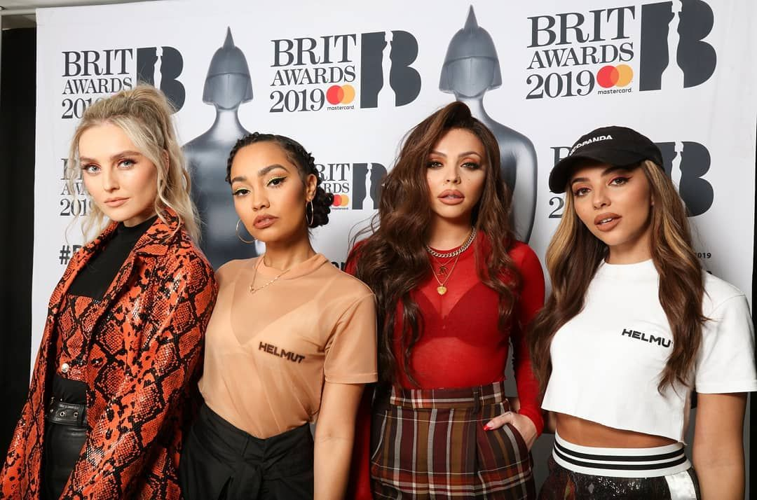 Wow We Re Up For British Group At The Brits This Year Getting To Do What We Love With Our Sisters Is An Absolute Dream Thank You