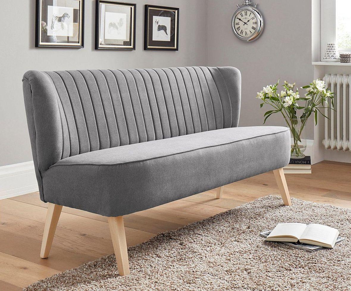 Benformato City Collection 2 Sitzer Sofa Design Sofa Billig Kleine Wohnkuche