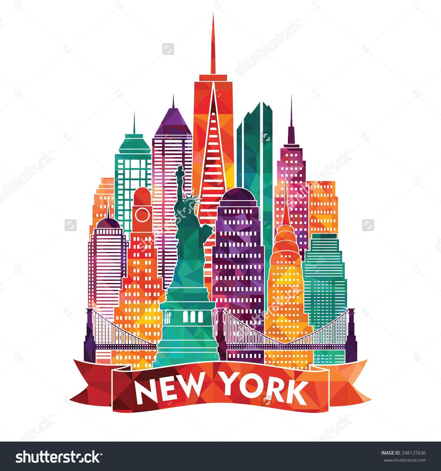 Célèbre new york illustration - Google Search | AMANDA WOF | Pinterest  SD82