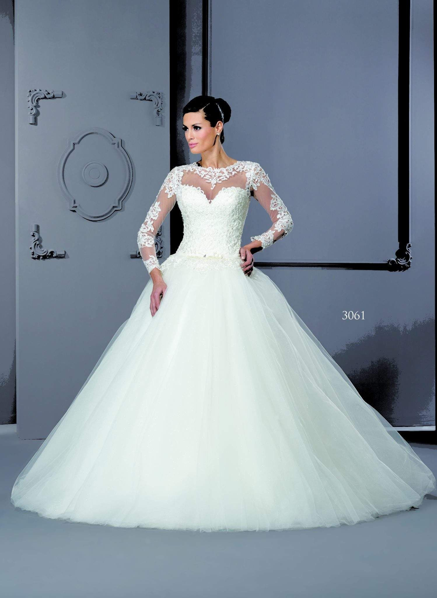 ded4c920a44 A bride can find long sleeve church wedding dresses in the collection  offered by Darius Cordell Fashion Ltd. We also allow for changes to any  design.