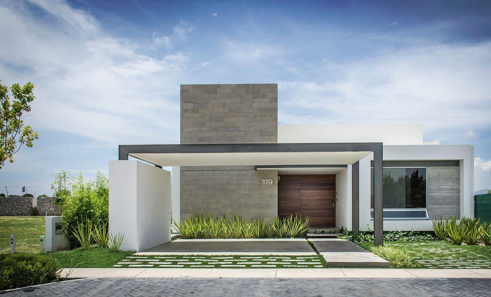 T02 adi arquitectura y dise o interior galer as - Arquitectura casas modernas ...
