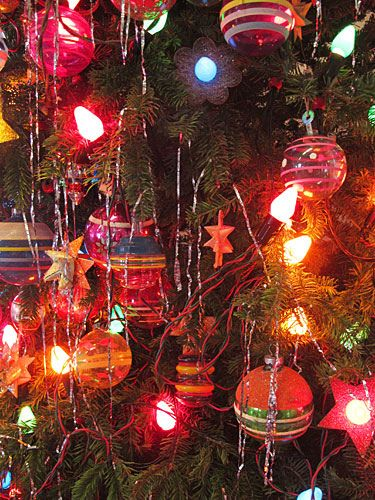 Christmas Light Ornaments
