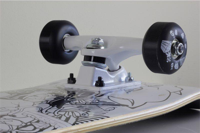 Park Art|My WordPress Blog_Lightest Skateboard Trucks And Wheels