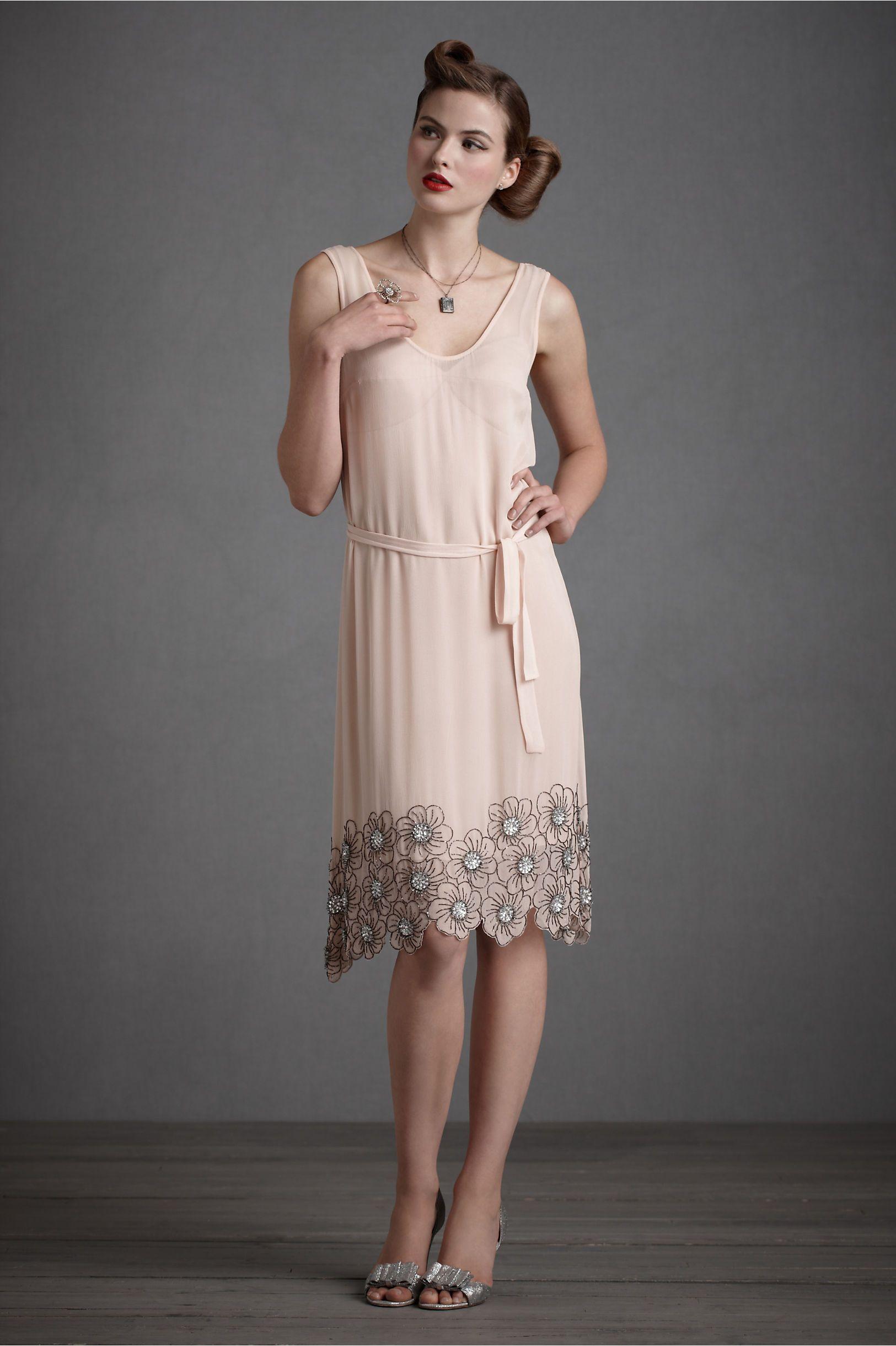 747d696429f Flower-Dipped Dress Moda Festa