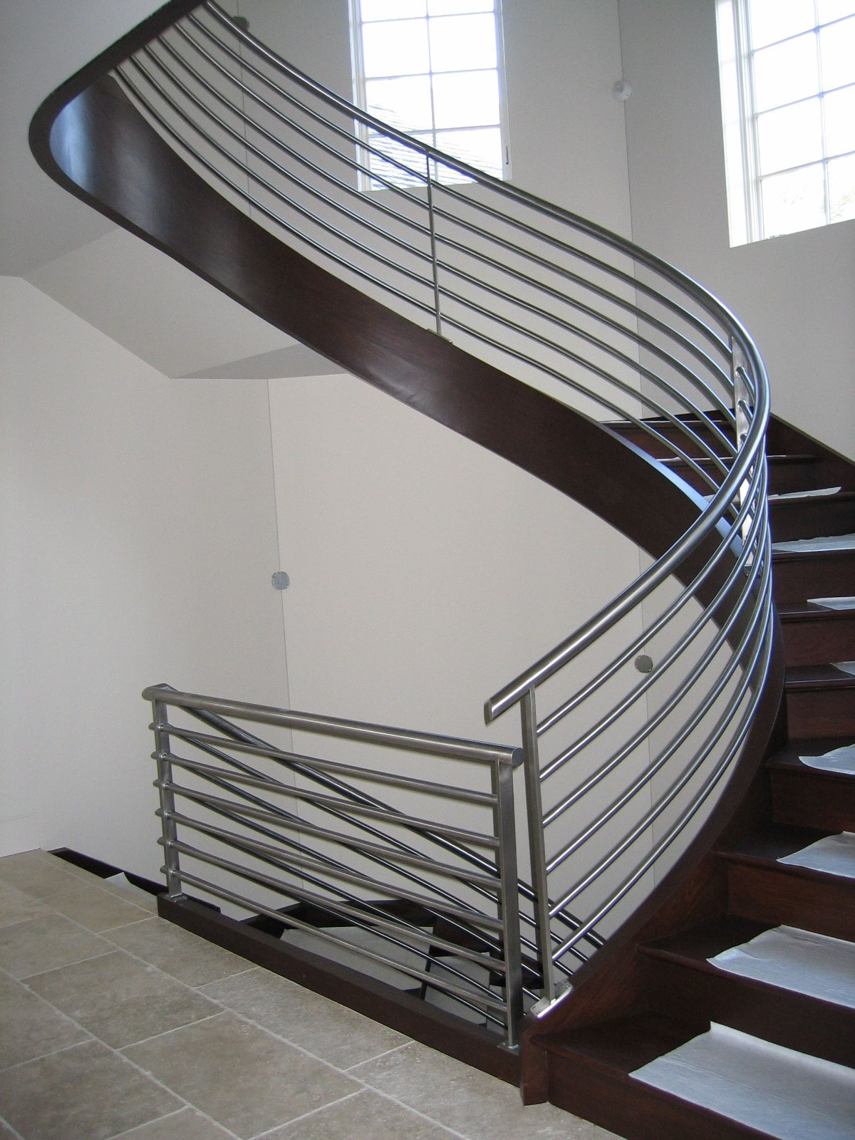 Bat Stairs Railing Best Flooring