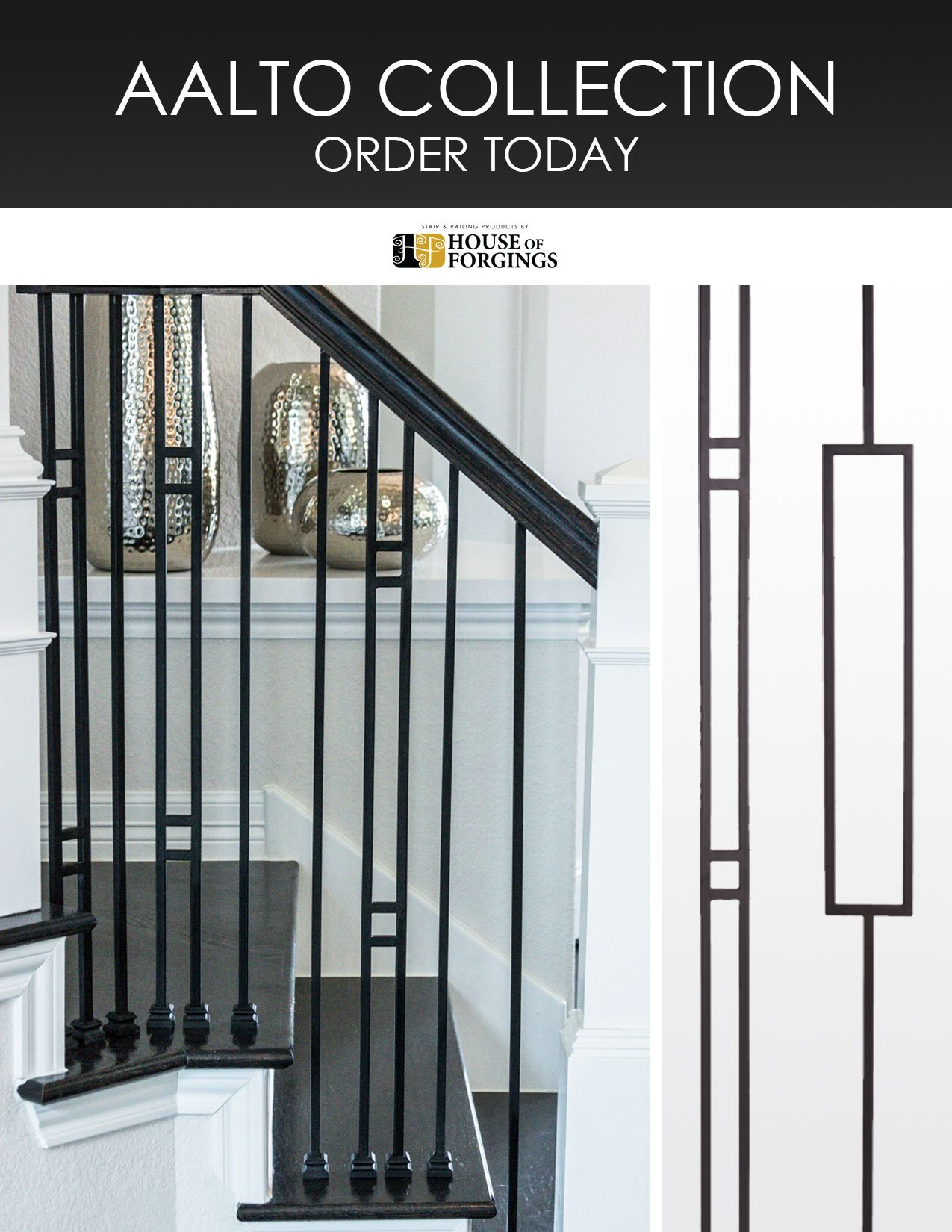 The Aalto Collection, Affordable Modern Stair Products Our Commitment To