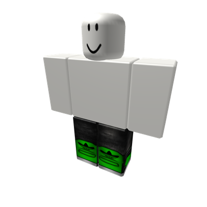 Green Adidas - ROBLOX