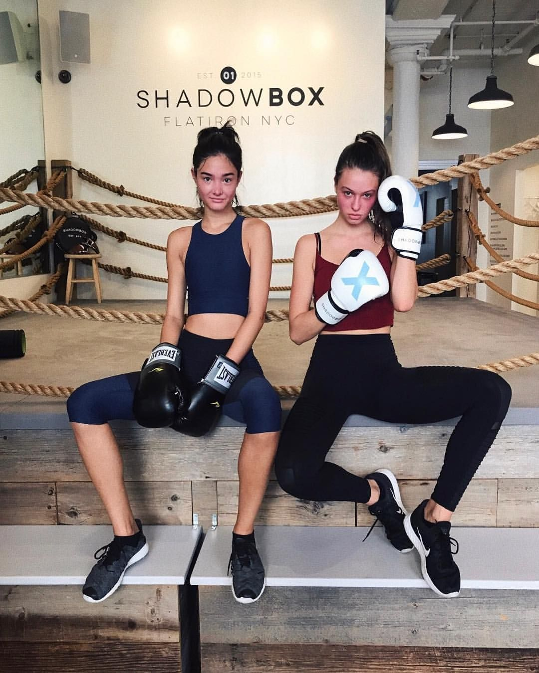 Fitness Junkie Gloves: Boxing Is My Absolute Favorite Exercise