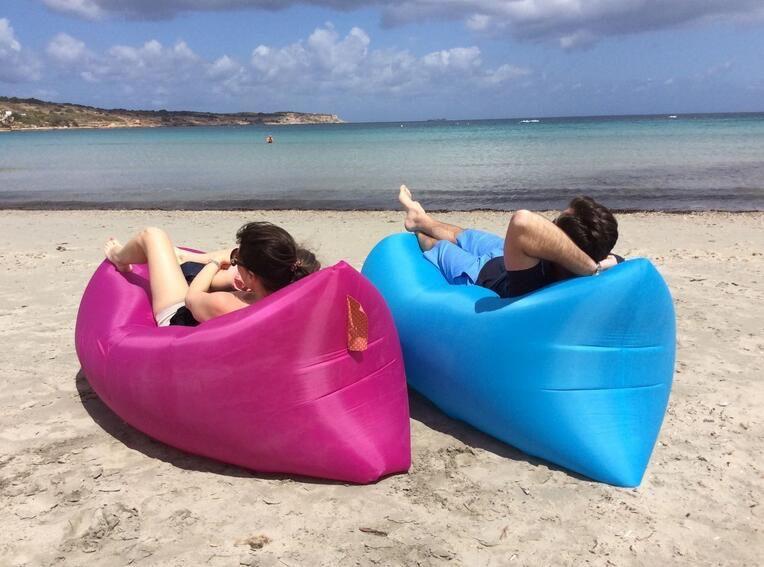 Inflatable Festival Sofa