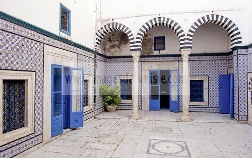 Dar Ben Achour Bibliotheque De La Medina De Tunis With Images