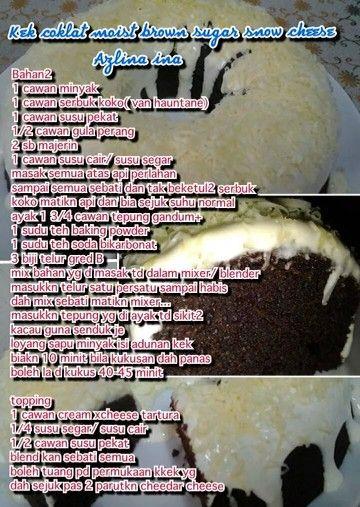 Chocolate Moist Snow Cheese Cake Yummy Cakes Moist Cakes Food