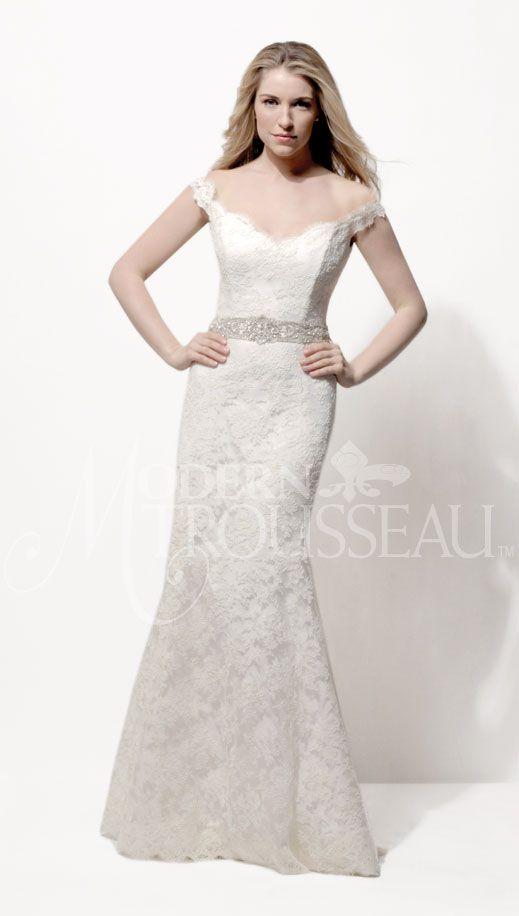 Modern Bride Dresses 2014