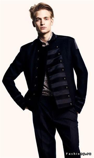 fd8a2d2467f5 Гусарский мужской пиджак   Одеваемся со вкусом   Pinterest   Estilo ...