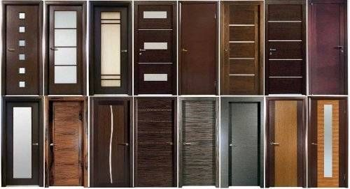 Modern Bedroom Wooden Door Designs - Interior Design