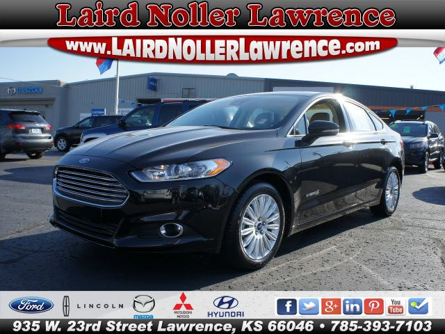 Ford Fusion Hybrid For Sale >> New 2014 Ford Fusion Hybrid For Sale Lawrence Ks Hybrids
