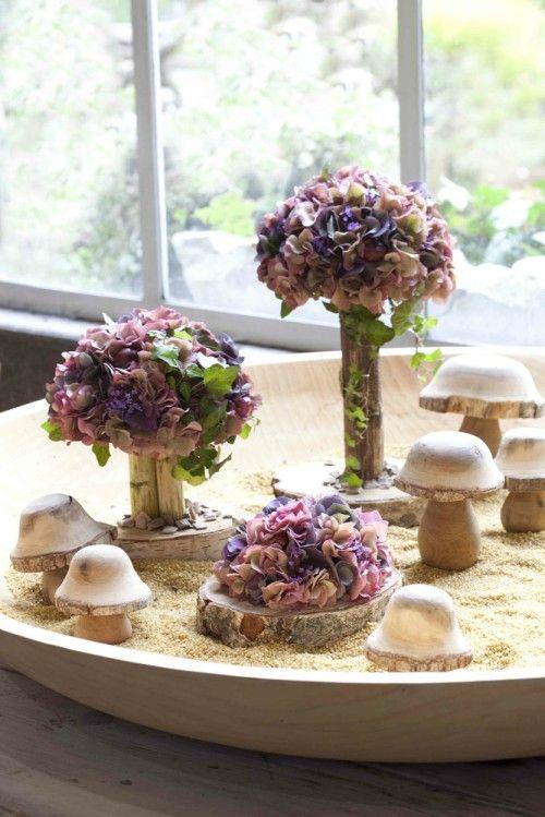Op een grote paddenstoel - Hobby - Nest - KnackWeekend.be