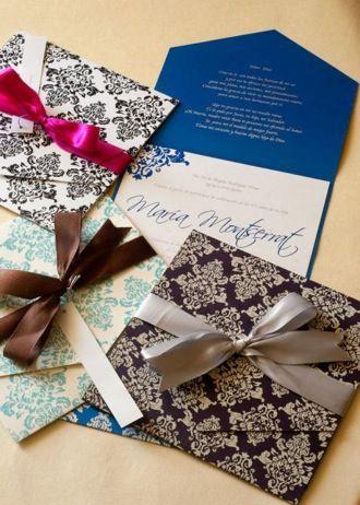 No cabe duda, las invitaciones son la primera imagen de lo que será tu boda. Precisamente por eso es muy importante que, antes del vestido o cualquier paso de la organización, te tomes un momento para diseñar perfectamente el estilo que llevará esa cara de tu ceremonia.