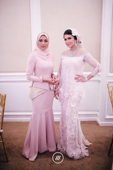 Gambar Akikah Aaisyah Dhia Rana Baju Kurung Modern Baju Raya