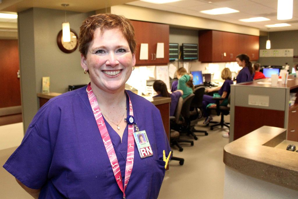 Deb Marquez, BSN, RN, High Risk Labor and Delivery Dream