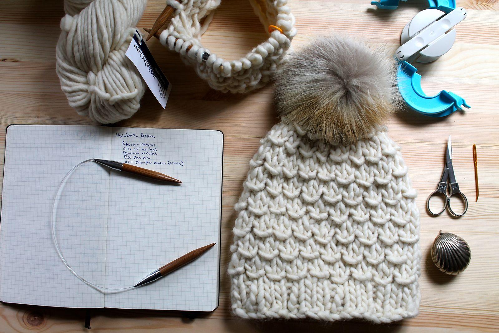 Ravelry: Shit That I Knit Malabrigo Pom pattern by Christina Fagan ...