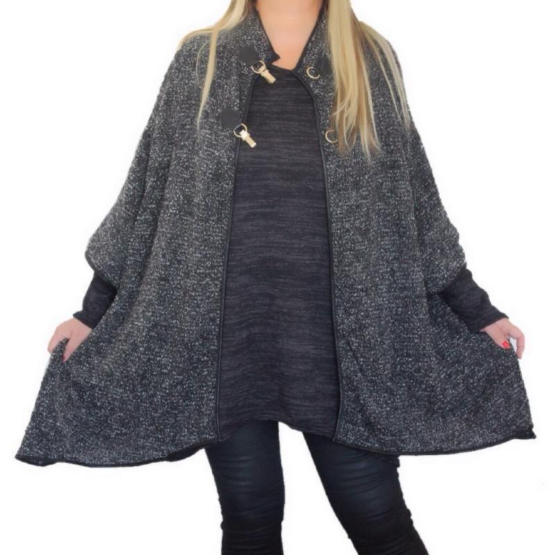 nouveau style 3a82e 6d2ed Manteau grande taille femme - Vêtements grandes tailles ...