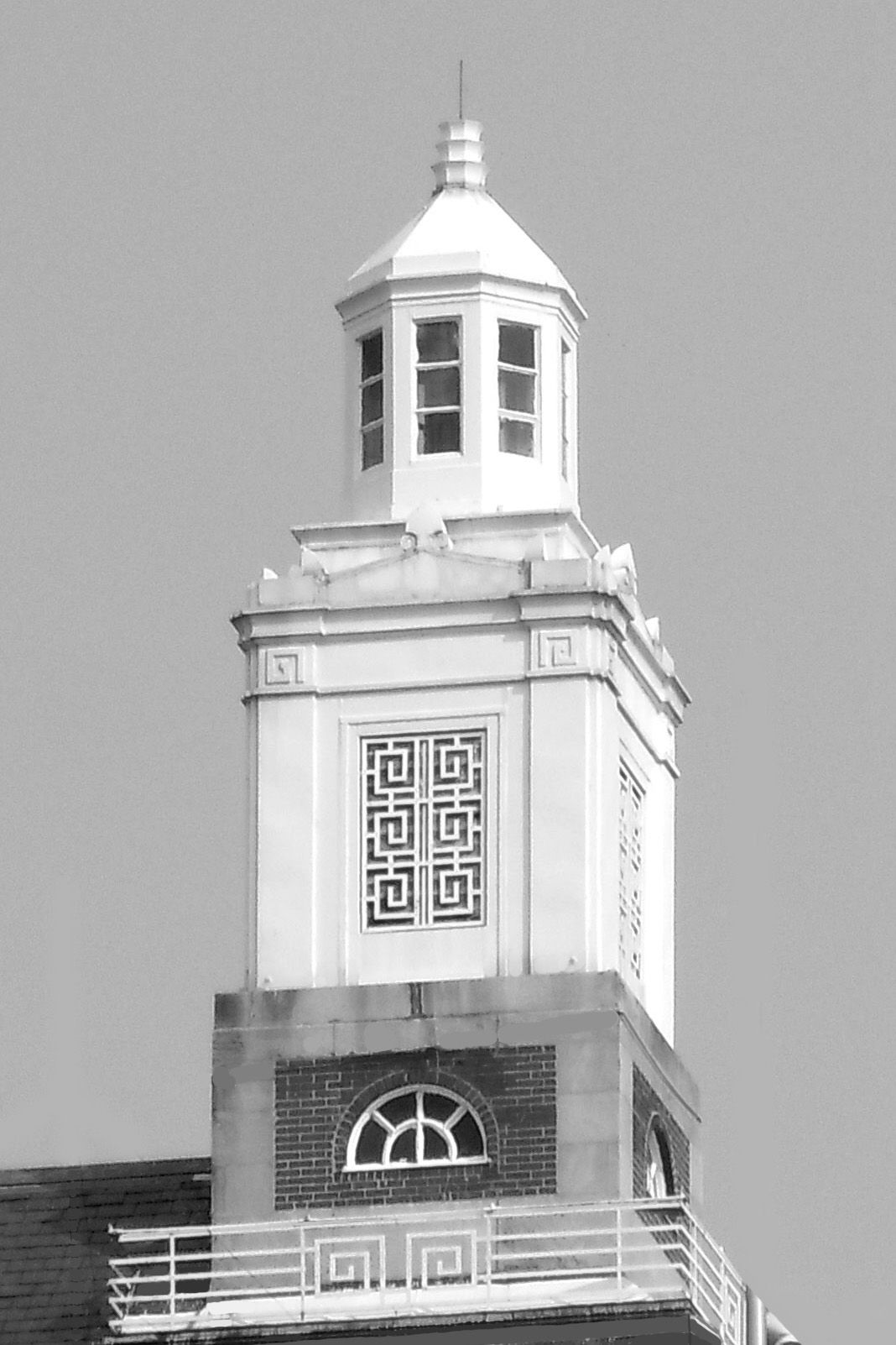 UAB's Beacon of Hope was placed in 1941, when the then