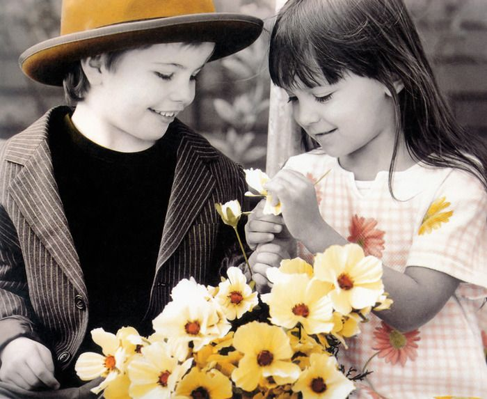 картинки с детьми про любовь