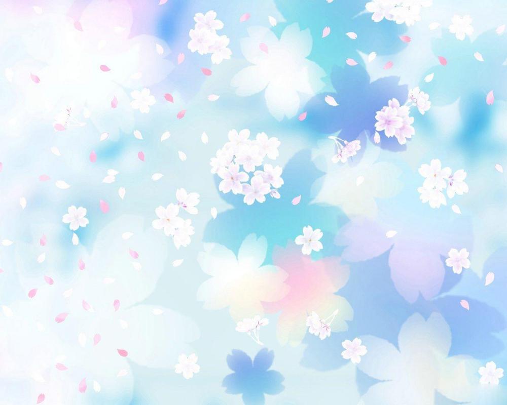 65 Pretty Light Blue Wallpapers Download At Wallpaperbro Blue Background Wallpapers Cute Blue Wallpaper Blue Flower Wallpaper