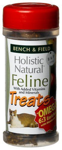 Bench Field Holistic Natural Feline Treats 3 Ounce Jars Pack Of 6 With Images Homemade Raw Cat Food Cat Treats Treats