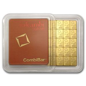 Buy Valcambi Gold Bars 1 Gram Combibar Suisse 50 Bars Gold Bullion Bars Buying Gold Gold Bullion