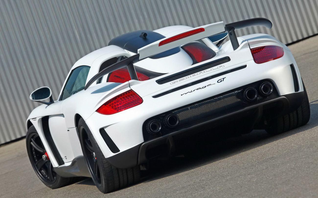 Porsche Gemballa Mirage Gt Carscoop Porsche Carrera Gt Porsche Car