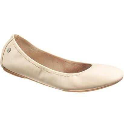 Hush Puppies Womens H506291 Ballet Flats