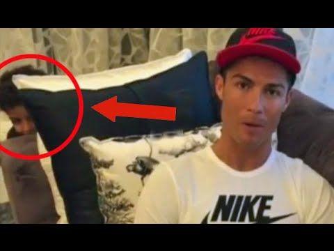 Cristiano Ronaldo & Cristiano Junior ● Like Father Like Son - 2015 HD - YouTube
