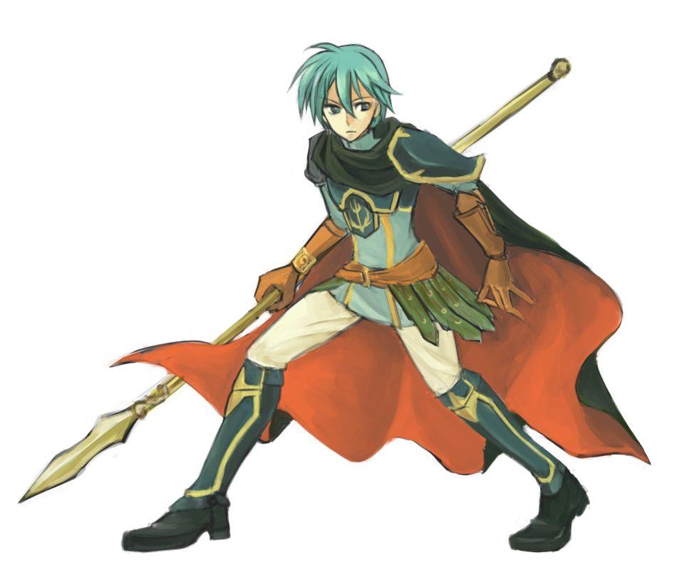 prince ephraim fire emblem the sacred stones nerd pinterest