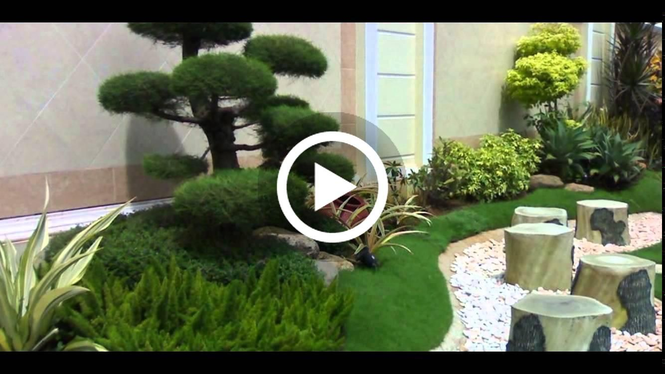 VIDEO: Garden Ideas for Small Space or Small Yard   Checkout  The Mine for all your Garden and Outdoor supplies.  The garden trends for this year have been published, and all of the authorities ...