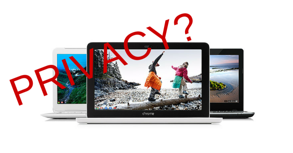 """Is the Chromebook Really Just a """"Google Spyware Machine"""