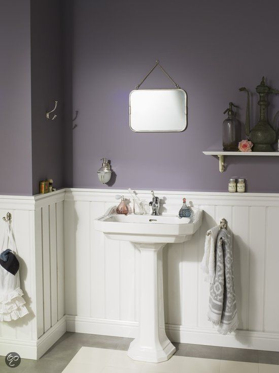 Haceka Vintage Zeepdispenser Small Bathroom Colors Purple Bathrooms Bathroom Colors