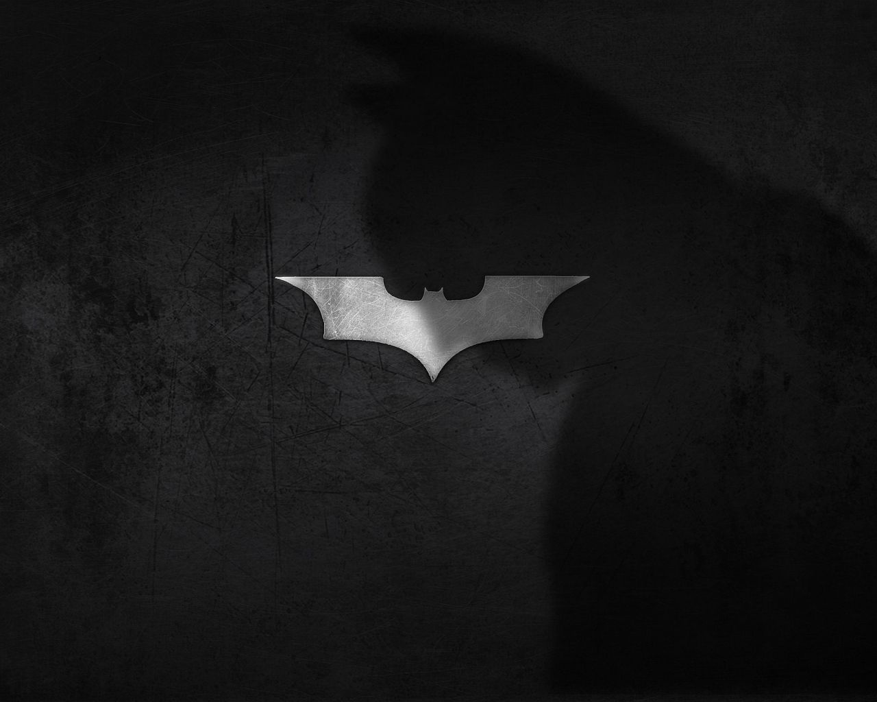Download Wallpaper 1280x1024 Shadow Logo Batman Dark Knight 1280x1024 Hd Background Nature Desktop Wallpaper Batman Batman Dark