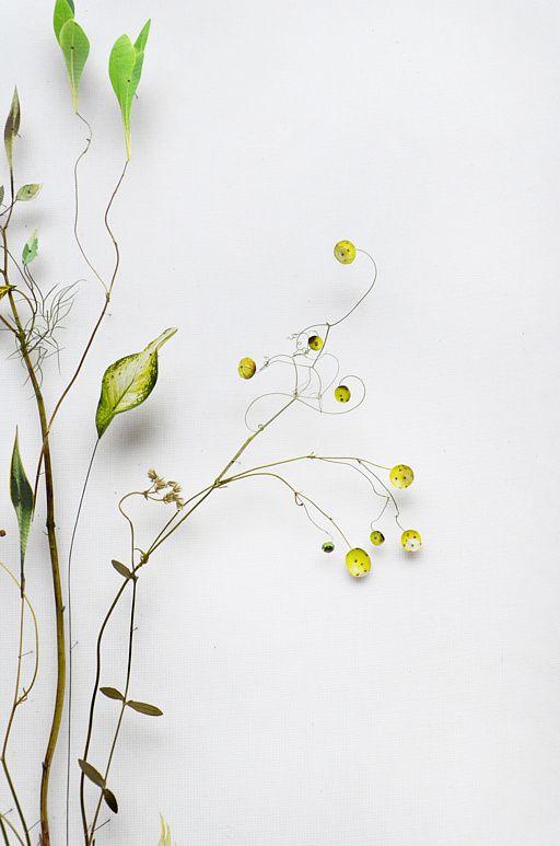 Flower construction #28 (w:60 h:100 d:6.5 cm)