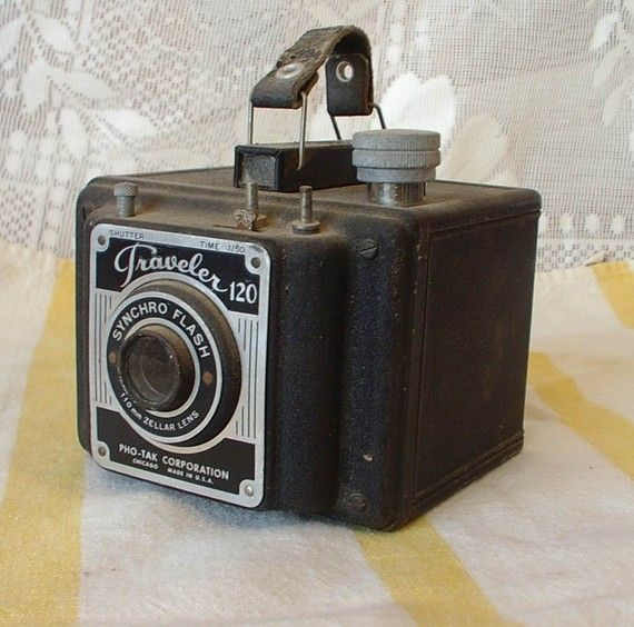 1950's Chicago Traveler Camera