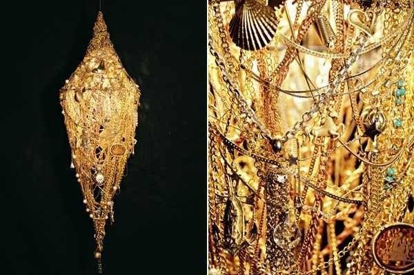 Jewelry lamp