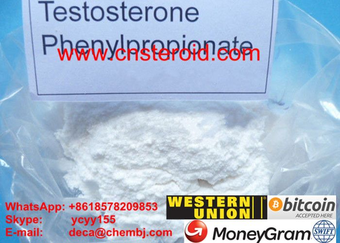 Testosterone Phenylpropionate Synonym: retandrol CAS No